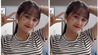 Tik Tok Việt Nam - Nóng Như Thế Này Sao Phải Xõa Tóc - Beautiful girl