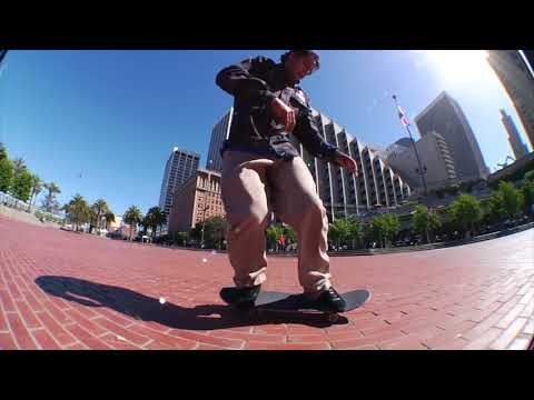 Lakai in San Francisco for the Cambridge