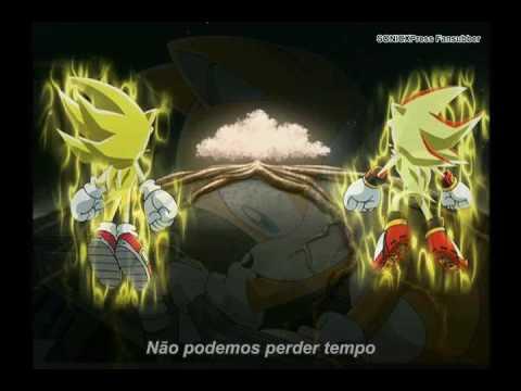 Sonic X episódio 77 parte 2 legendado português