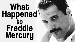 "What happened to Queen's ""King"" FREDDIE MERCURY?"