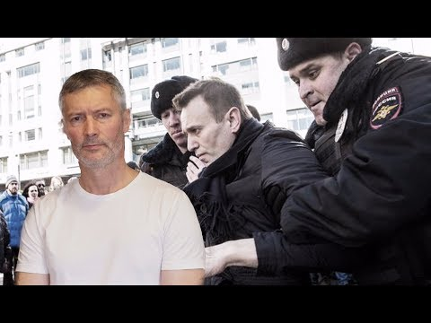 Арест Навального. Слезы Памфиловой. Школьная форма. | Ройзман