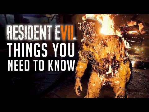 Resident Evil 7: 5 Things You NEED TO KNOW