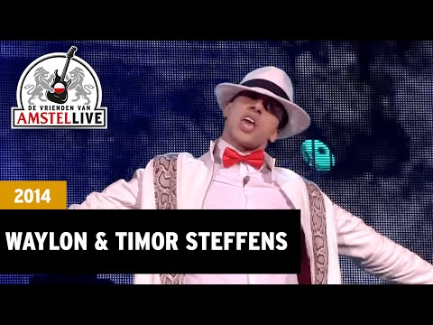 Michael Jackson - Waylon & Timor Steffens (Mini documentaire, De Vrienden van Amstel LIVE! 2014)