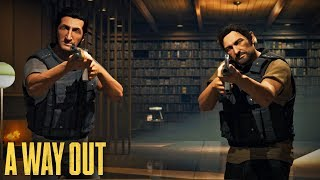 A Way Out - Co-op 7 - Made It To Mexico (The End)