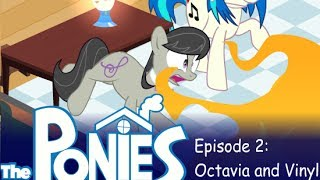 My Little Pony in The Sims - Episode 2 - Octavia and Vinyl Scratch (Old)