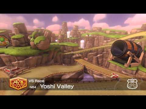 Mario Kart 8 - 32 Race Spectacular - Part 4