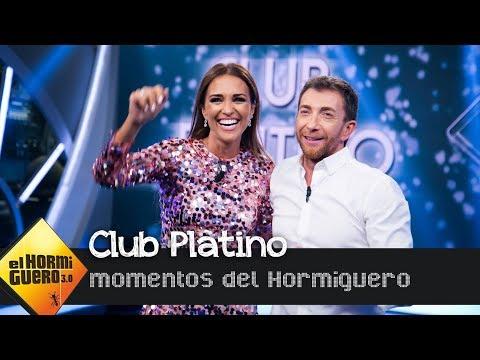 """Paula Echevarría se convierte en invitada Platino: """"¡Cuánto cariño hay!"""" - El Hormiguero 3.0"""