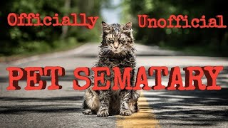 "Officially Unofficial - ""Pet Sematary 1989 Trailer"""