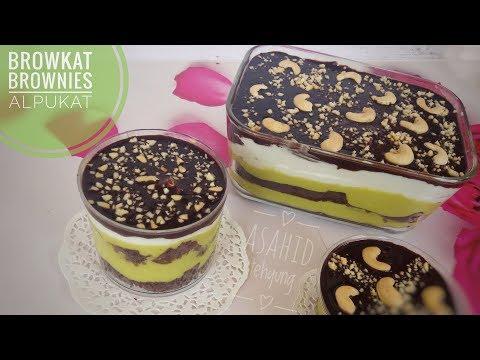 How To Make Avocado Brownies (fresh receipe)