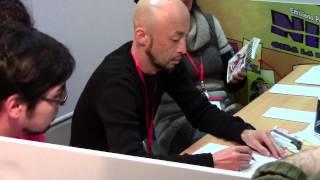 Lucca Comics & Games 2012 - Takeshi Obata