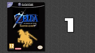 Let's Play The Legend of Zelda: Ocarina of Time Master Quest [Gamecube] // Part 1