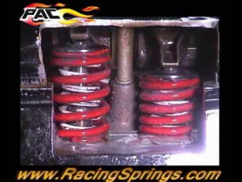 PAC Racing Springs BEEHIVE Valve Spring Testing