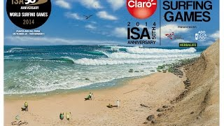 ISA 50th Anniversary World Surfing Games - Final Day - English
