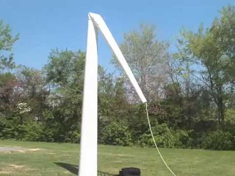 AIR 25 Inflated Antenna Tower for Amateur Radio & CERT