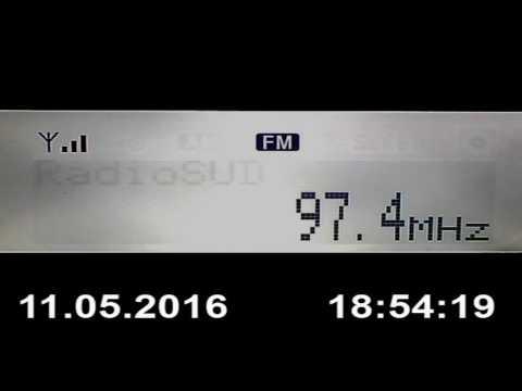FM Band scan orizontal @ Craiova RO pointing direction Crveni Cot Serbia