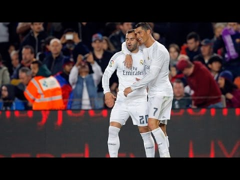 FC Barcelona 1-2 Real Madrid GOLES (Audio ALFREDO MARTINEZ, Onda Cero Radio) LA LIGA 2016