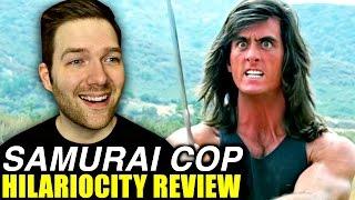 Samurai Cop - Hilariocity Review
