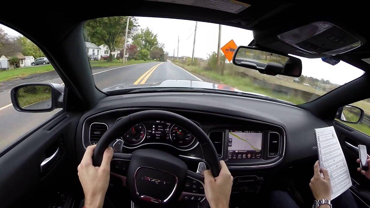 2015 Dodge Charger Srt 392 Wr Tv Pov Test Drive Youtube