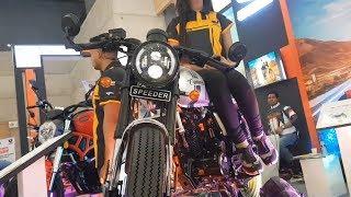 Speeder Countryman - Cafe Racer 2019 [ YouTube Look ]