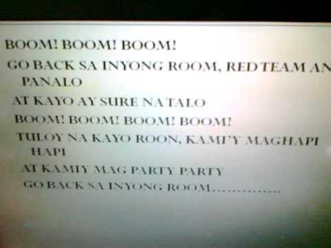 Chant-Lyrics