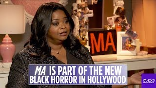 Octavia Spencer on why she accepted the role in 'Ma'