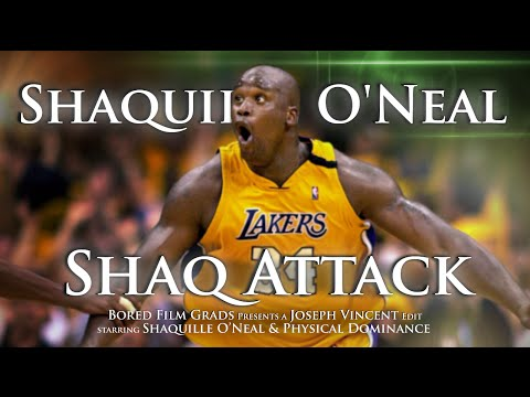 Download Lagu  Shaquille O'Neal - Shaq Attack Mp3 Free