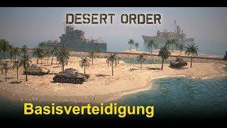 Desert Order: Base Defense