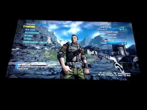 borderlands 2 how to delete badass rank