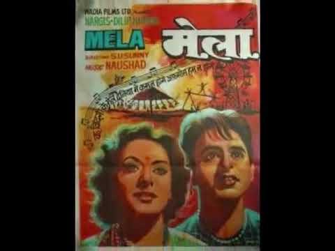 ye zindagi ke mele..mohammad rafi- naushad-mela1948-a tribute...