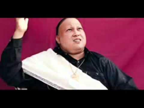 Likh Diya Apne Dar Peh Kisi Ne  Part 2 3    Nusrat Fateh Ali Khan   Youtube video