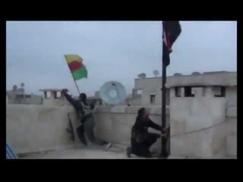 Syria - Kurdish Forces vs. Assad`s Army
