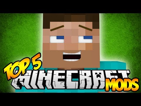 Top 5 Mods for Minecraft 1.7.2