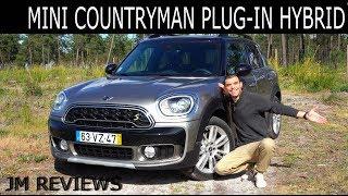 Mini Countryman Plug-In 2019 - 224cv E Bons Consumos!!! Parece PERFEITO!! - JM REVIEWS 2019