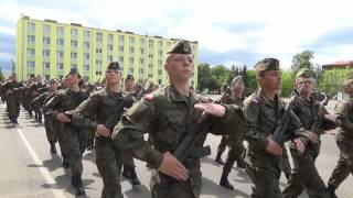 Defilada w CS SP Koszalin 3.06.2015
