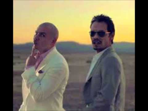 PitBull feat Marc Anthony - Rain Over Me Music Videos