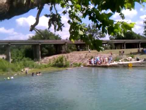 2011 Texas Water Safari @ Luling Dam portage