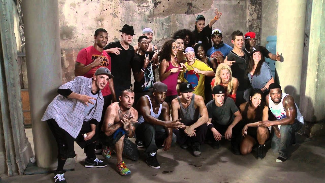 step up revolution quotmeet the mobquot youtube