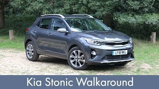Kia Stonic 2018 Walkaround