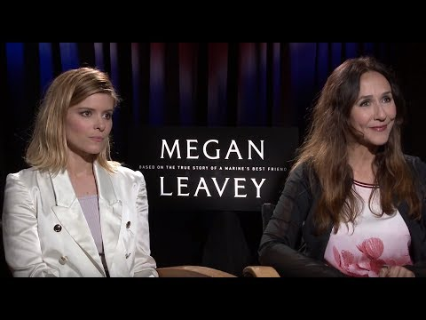 Backstage With Kate Mara & Gabriela Cowperthwaite For MEGAN LEAVEY