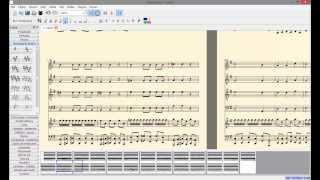 Odtwarzanie plików MIDI w programie MuseScore