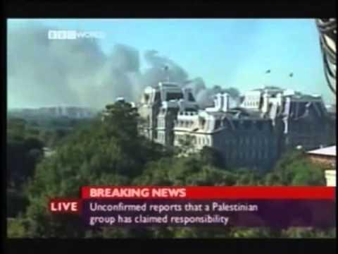 BBC News Live 9/11