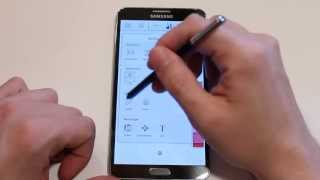 Samsung Galaxy Note 3 Review Teil 1