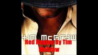 Tim McGraw Red Ragtop