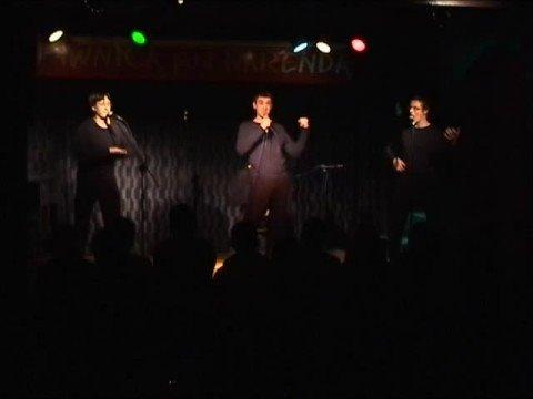 Kabaret Napad - Goryle