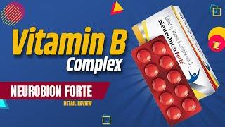 Neurobion Forte Vitamin B Complex- Uses, Side-effects, Precaution, Doctors Review   Dr. Mayur Sankhe