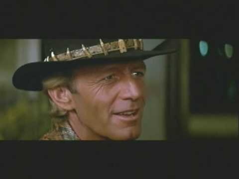 Now that's a knife, extrait de Crocodile Dundee (1986)