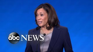 Analyzing Kamala Harris' debate performance l ABC News