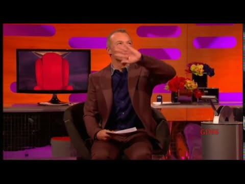 The Graham Norton Show (Nov 22nd 2013) Robbie Williams, Jimmy Carr, Emma Thompson +