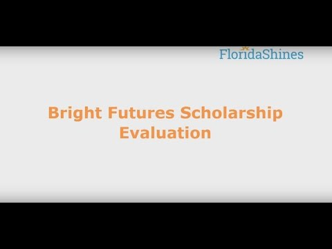 Bright Futures Evaluation Overview Video