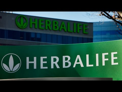 Shares of Herbalife Sink on Reports of Federal Law Enforcement Probe